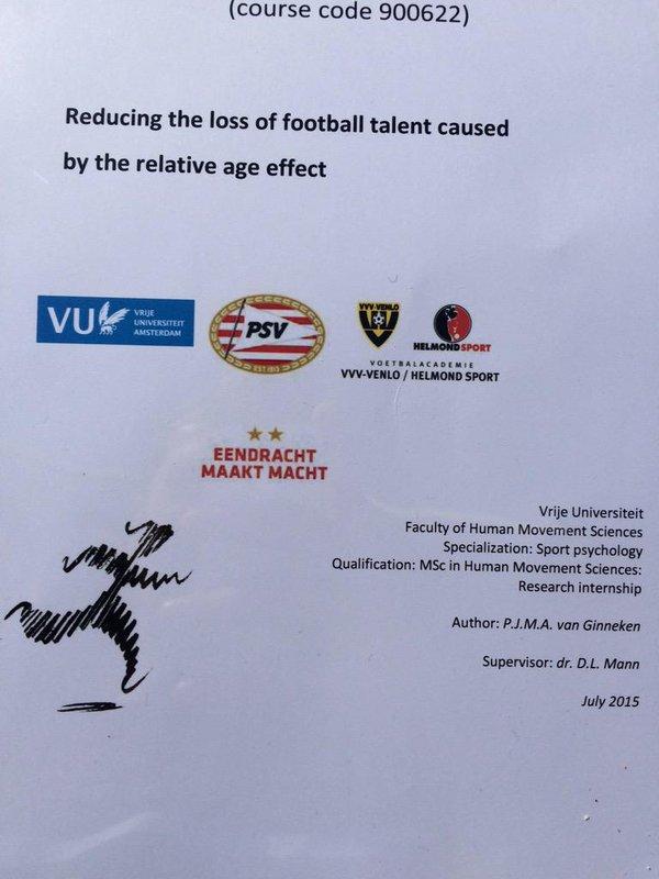 PSV zegt nee tegen het leeftijdseffect