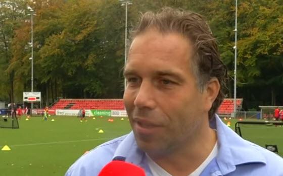 Hoofd Jeugdopleiding Art Langeler mag niet tevreden zijn met deze 1ste editie van de PSV Voetbalschool