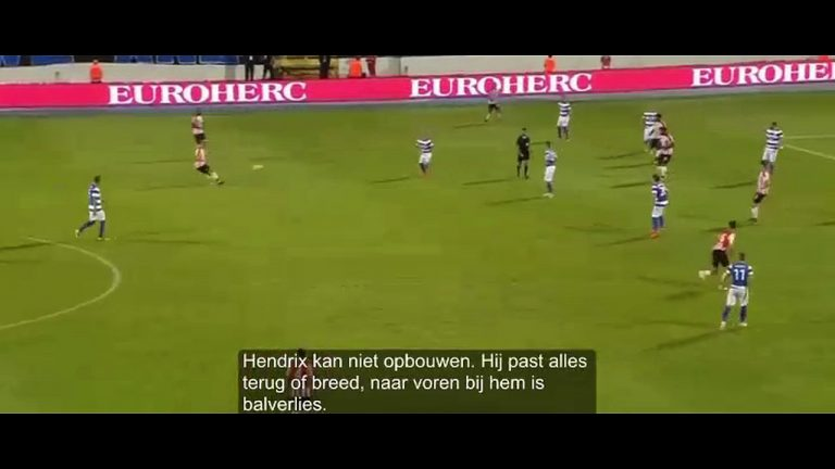 Video-analyse: de verkeerde manier van opbouwen/aanvallen van PSV