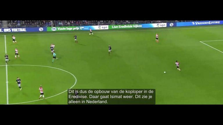 Video-analyse: Het PSV van Cocu voetbalt traag, voorspelbaar en ouderwets