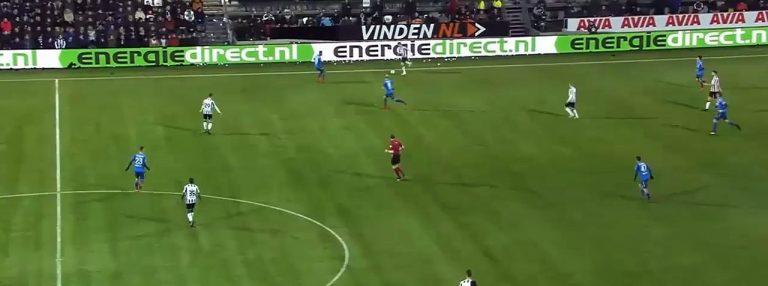 Video-analyse: drukzetten en verdedigen van koploper Eredivisie