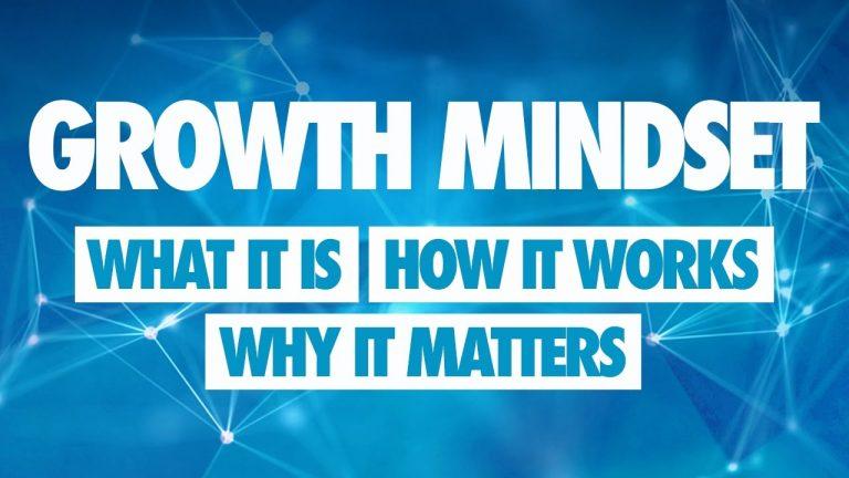 Video: Waarom een groeimindset zo belangrijk is in sport