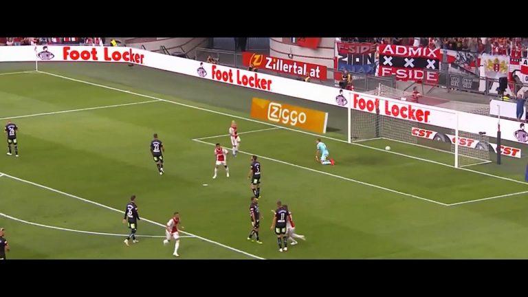 Video-analyse: prima, modern aanvalsspel van Ajax